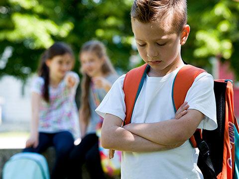 Cómo saber sin nuestros hijos sufren acoso escolar